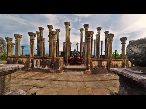 Flying Over Sri Lanka - Drone Views
