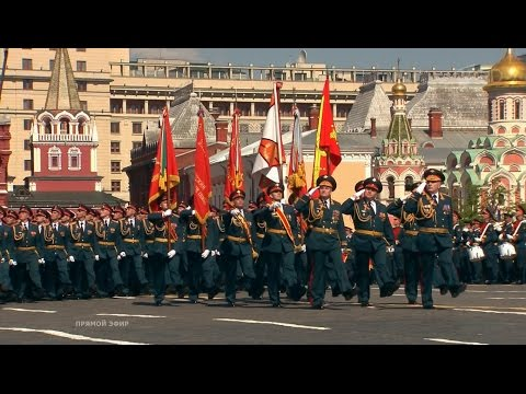 HD Russian Army Parade, Victory Day 2016 Парад Победы