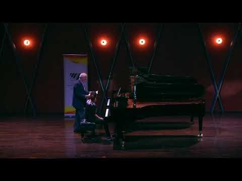 Schubert Impromptu Op.90 No.3 in G flat Master Class TCU