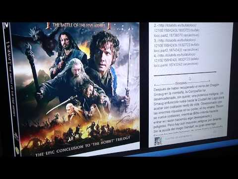 EL HOBBIT: LA BATALLA DE LOS CINCO EJÉRCITOS - [2014] [Audio Latino] [BRRIP] [4 Link] [LOLABITS.ES]