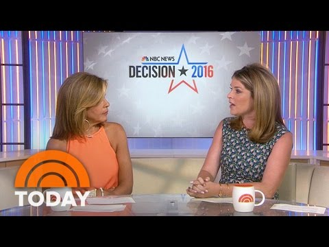 Jenna Bush Hager: I Was 'Unbelievably Nervous' Speaking At RNC At Age 20 | TODAY
