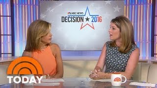 Jenna Bush Hager: I Was 'Unbelievably Nervous' Speaking At RNC At Age 20   TODAY