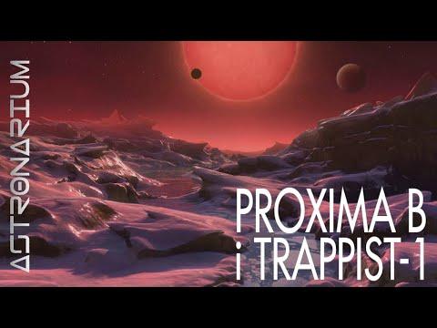 Proxima b i TRAPPIST-1 - Astronarium odc. 36