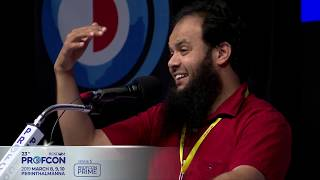 Desires : How To Get It Right | Dr Muhammed Kutty Kanniyan  | Profcon 2019