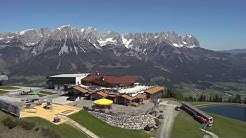 Webcam in Ellmau Bergstation Hartkaiserbahn, Mai 2020
