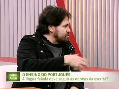 Видео Os desafios do professor delíngua portuguesa