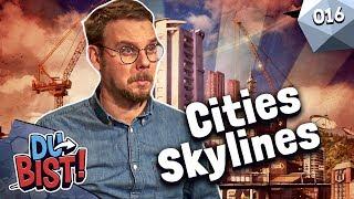 Städteplaner aus der Hölle! - Cities Skylines - Das Brettspiel   Du bist! #16