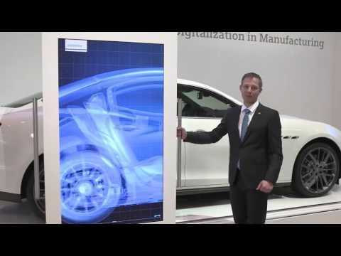 Digitalization of the Automotive Production