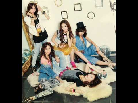 [HQ] 091229 KARA 카라 - Honey (Remix) (MP3 + DL)