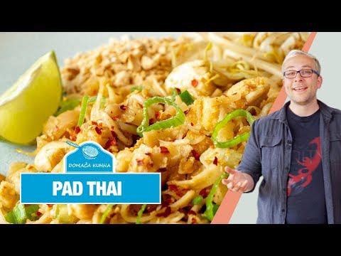 Najboljši pad thai