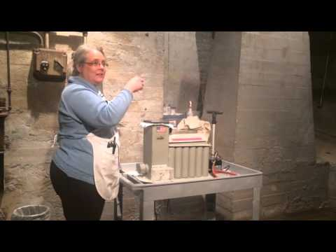 Mill City Museum explosion demonstration