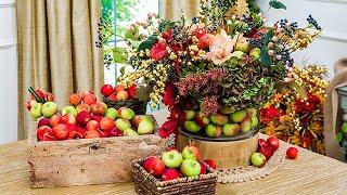 DIY Crab Apple Florals