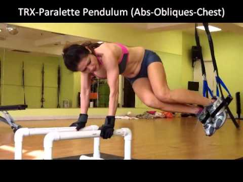 TRX-Paralette  Abs Swing