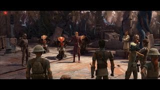 Star Wars The Clone Wars Season Five: Front Runners Featurette