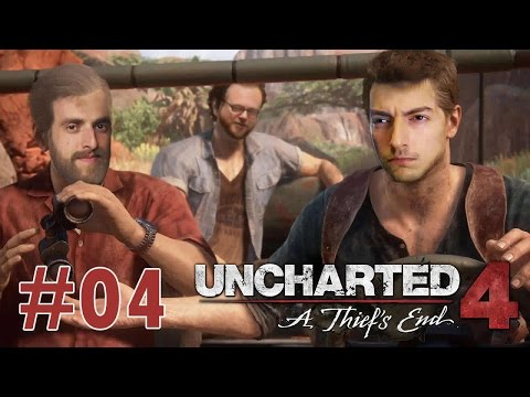 UNCHARTED 4 WALKTROUGH #04 CAP. 5 HECTOR ALCAZAR PARTE 1 DI 2 (PS4 ITA)