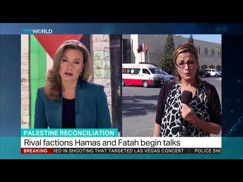 Palestinian PM in Gaza for major reconciliation effort