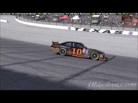 NASCAR iRacing Class B Fixed - Texas Motor Speedway