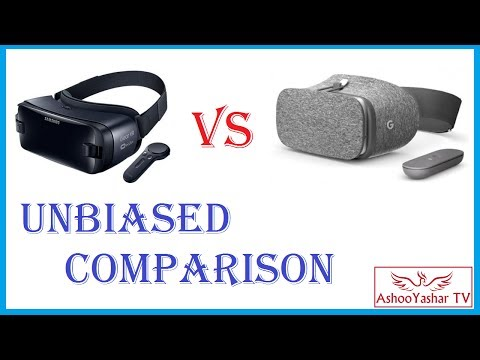 Gear VR 2017 Vs Google Daydream  - Unbiased Comparison of Samsung gear VR and daydream!