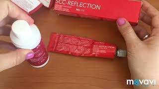 Видео-обзор на стойкую крем-краску для волос SCC-Reflection Cutrin