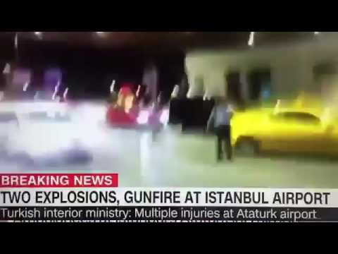 Terrorist Attack in Turkey