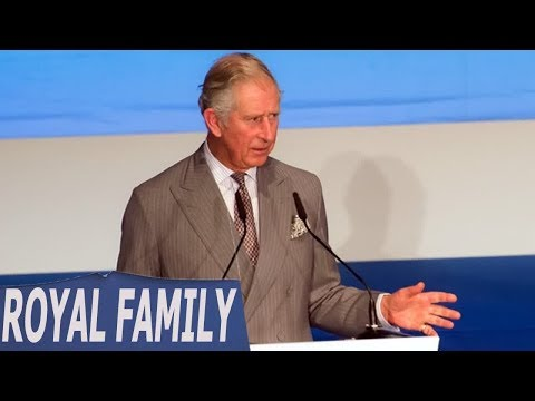 Charles speaks to Commonwealth youngsters about environmental issues