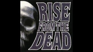 RISE FROM THE DEAD:様々な観念/bone die(1992.japanese hardcore punk)