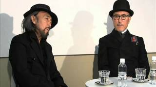 EFAP JAPON 創立10周年記念 山本耀司 x 高橋幸宏 祝賀トークショー1/2
