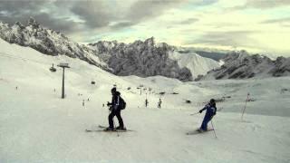 Zugspitze Skifahren