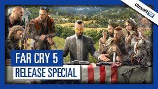 Far Cry 5 -  Release Special | Ubisoft-TV [DE]