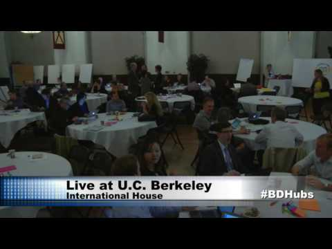 WEST BIG DATA INNOVATION HUB (WBDIH) All Hands Meeting - Live from UC Berkeley