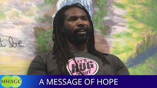 Message of Hope   Xavier Fulton