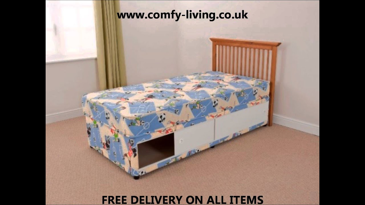 Car bunk beds for kids - Kids Beds Boys Girls Bunk Beds Car Football Free Delivery Comfy Living