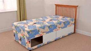 Kids Beds Boys Girls Bunk Beds Car Football Free Delivery Comfy Living