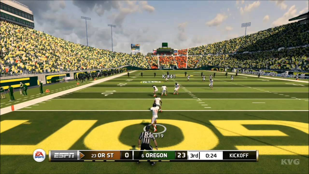 Oregon Football Wallpaper Hd Ncaa Football 14 Oregon Ducks Vs Oregon State Beavers