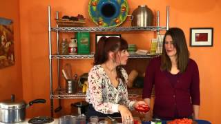 Winter Veggie Soup With Pam