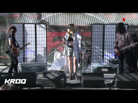 IO ECHO @ KROQ Party House Coachella (04/19/2013)
