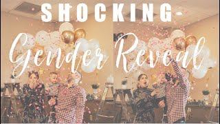 Surprise Gender Reveal | Will Make You Cry