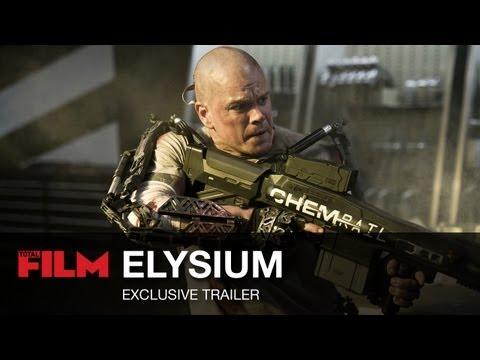 Elysium - Official Trailer (2013) HD