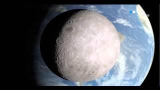 달 뒷면서 보이는 위상 변화 포착 / YTN 사이언스