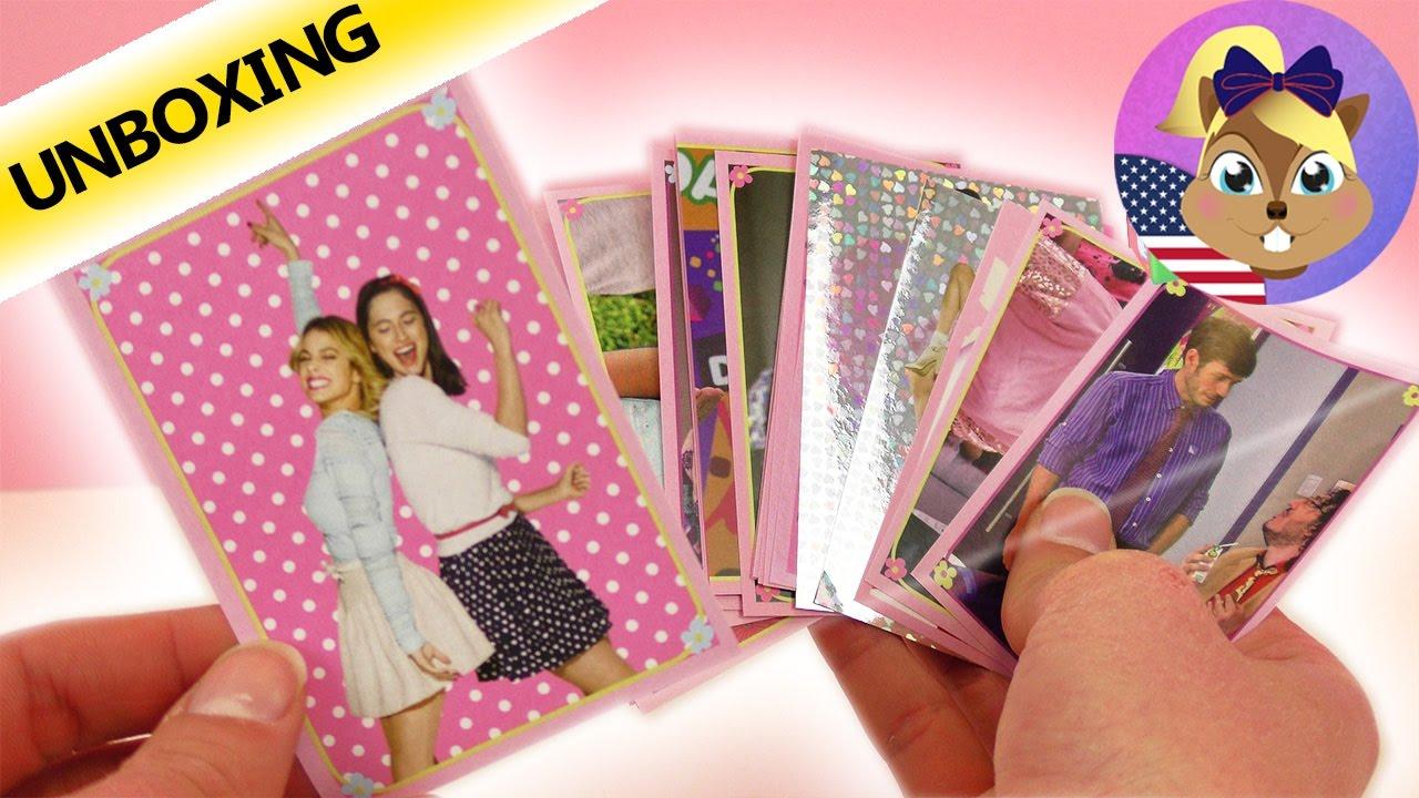 PANINI-Disney Violetta-sammelsticker-Sticker Album