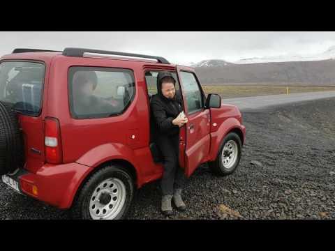 Iceland wind, Islannissa tuulee