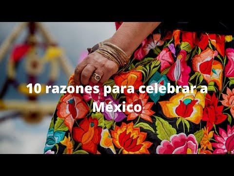 10 razones para conocer México