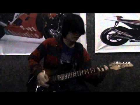 Judika - aku yang tersakiti (guitar cover & solo)