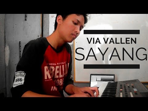 Sayang - Via Vallen (Piano Cover by Yoga Prasetyo)