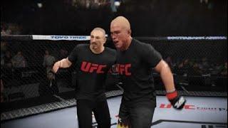 EA SPORTS UFC 3 TITO ORTIZ VS CHUCK LIDDELL