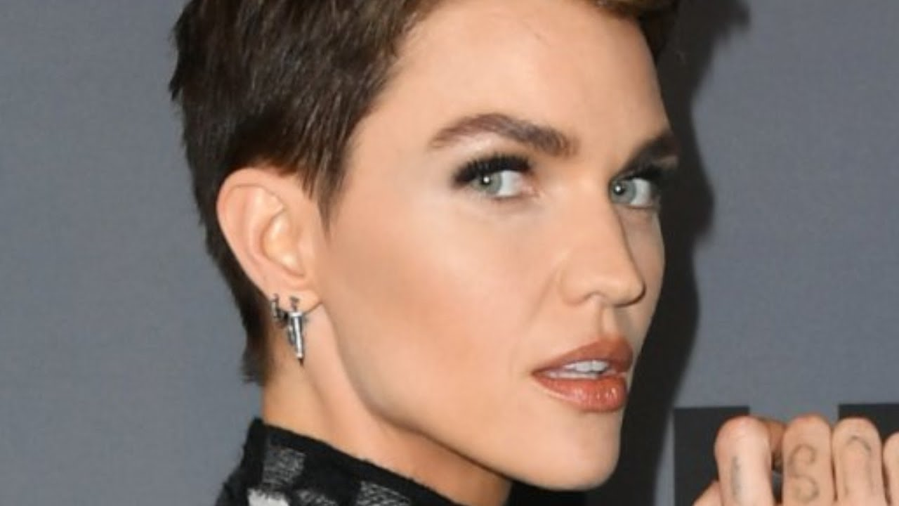 The Incredible Changing Looks Of Ruby Rose