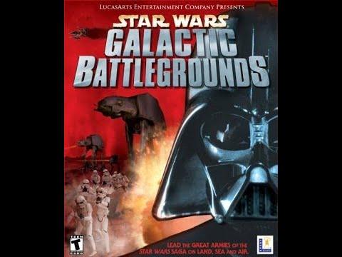 Обзор игры:Galactic Battleground