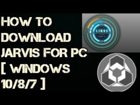 download jarvis for windows 10 64 bit