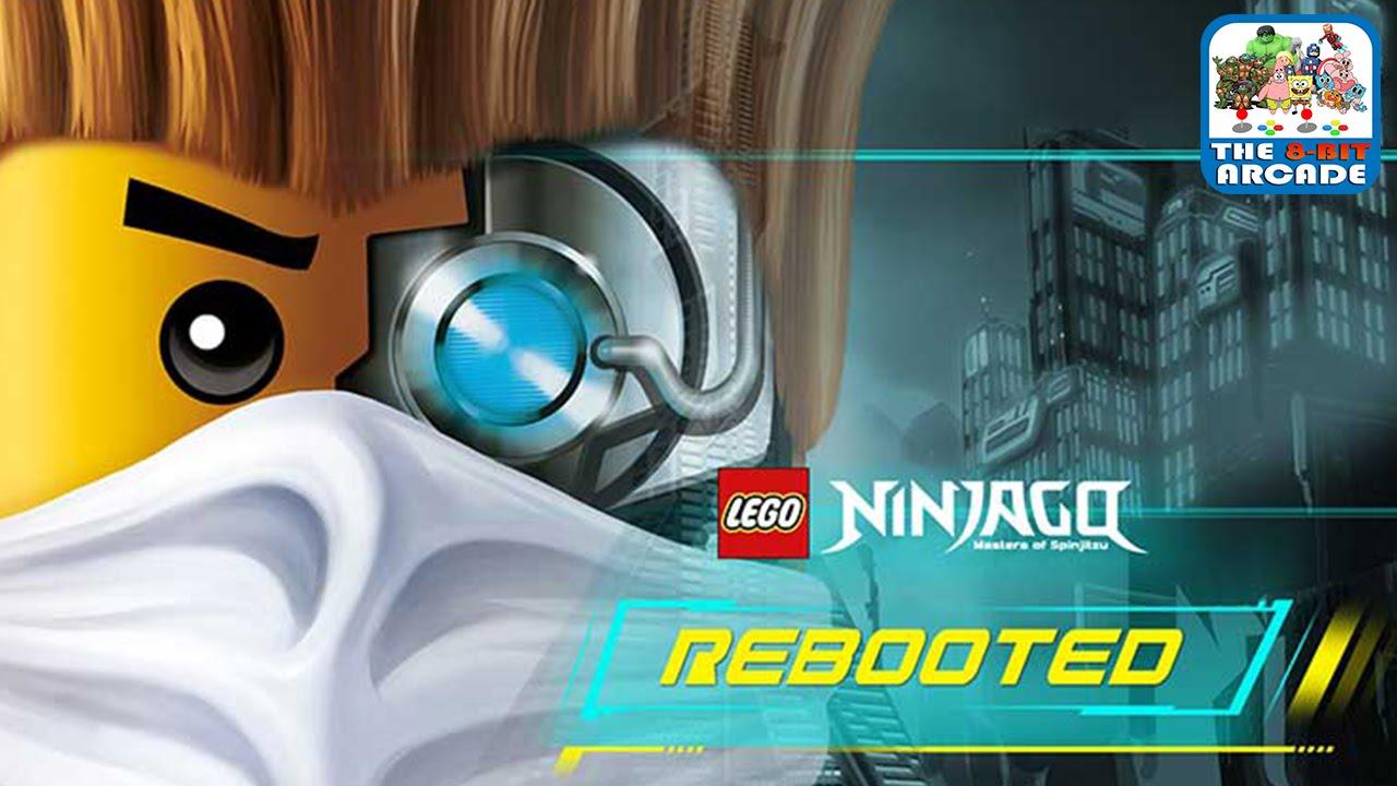 lego ninjago rebooted climb your way up borg tower and