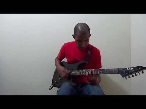 Guitar Cover YOU CALL ME BEAUTIFUL  PLANETSHAKERS(Ed Oliveira)